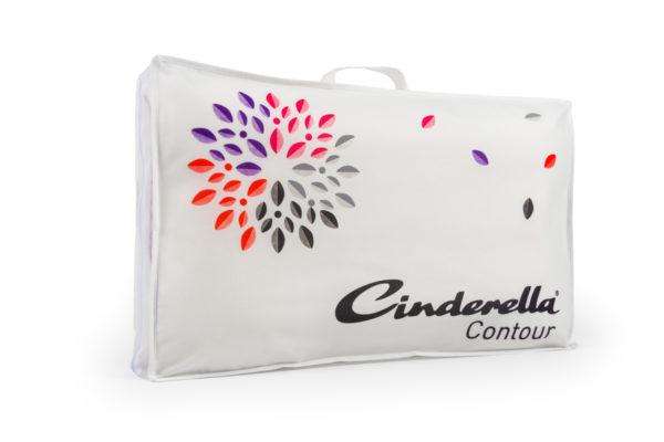 Cinderella Contour Ballad voorgevormd hoofdkussen